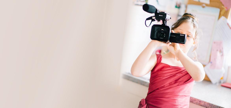 girl-reddress-camera